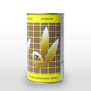 Aceituna Deshuesada verde 200 L 350 gr