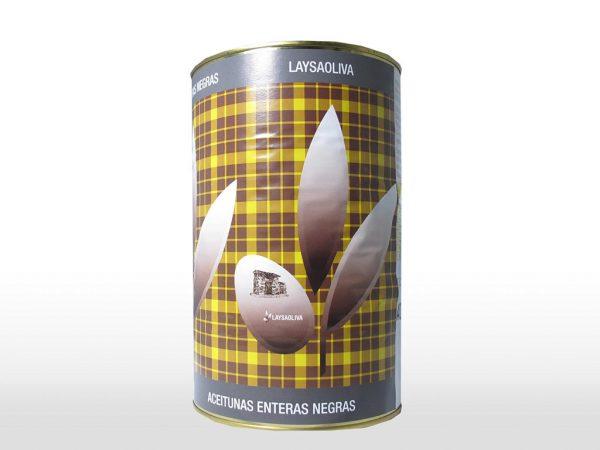 Aceituna Entera Negra 140 L/4.700 gr