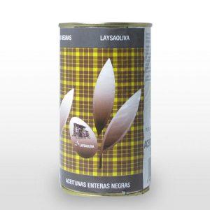 Aceituna Entera Negra 200 L/350 gr