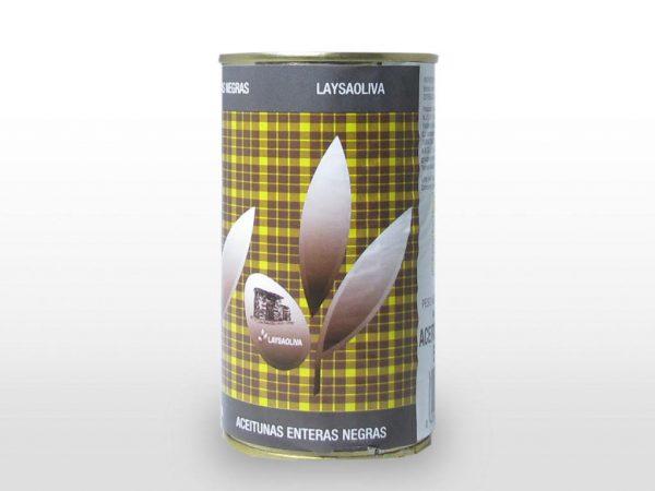 Aceituna Deshuesada negra 200 L 350 g