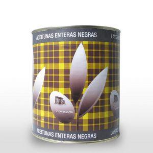Aceituna Entera Negra 200 L7 1750 gr A10