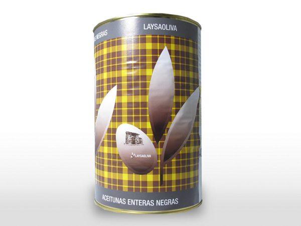 Aceituna Entera Negra 240 L/4.700 gr.