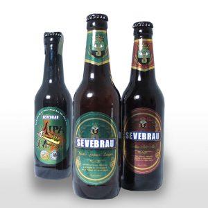 Cerveza Sevebrau Castua 33 cl Laysaoliva