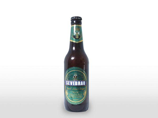 Cerveza Sevebrau Gusti 33 cl
