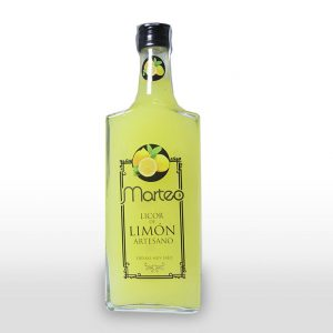 Licor Artesano Limon 70 cl