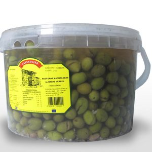Aceituna Manchada Verde - 7,5 Kilos